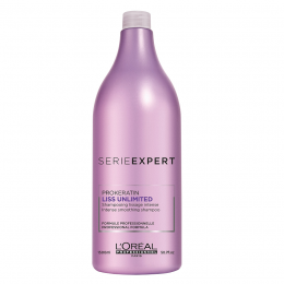L'Oreal Liss Unlimited Shampoo 1,5 Litros