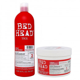 Tigi Bed Head Resurrection Shampoo 750ml e Máscara 200g Kit