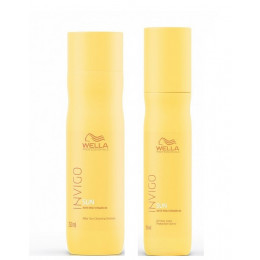 Wella Invigo Sun Shampoo 250 ml e Spray 150 ml