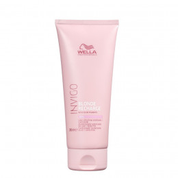 Wella Invigo Blonde Recharge Condicionador 200 ml