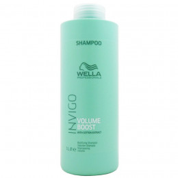 Wella Invigo Volume Boost Shampoo 1 Litro