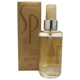 Elixir Reconstrutor Wella Sp Luxe Oil 100 Ml