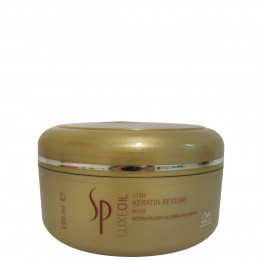 Wella SP Luxe Oil Keratin Restore Máscara 150 ml