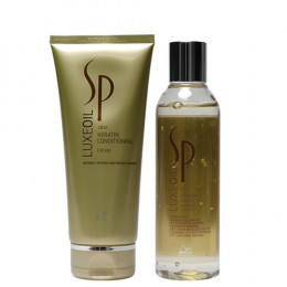 Kit Wella Sp Luxe Oil Shampoo 200Ml + Condicionador 200Ml